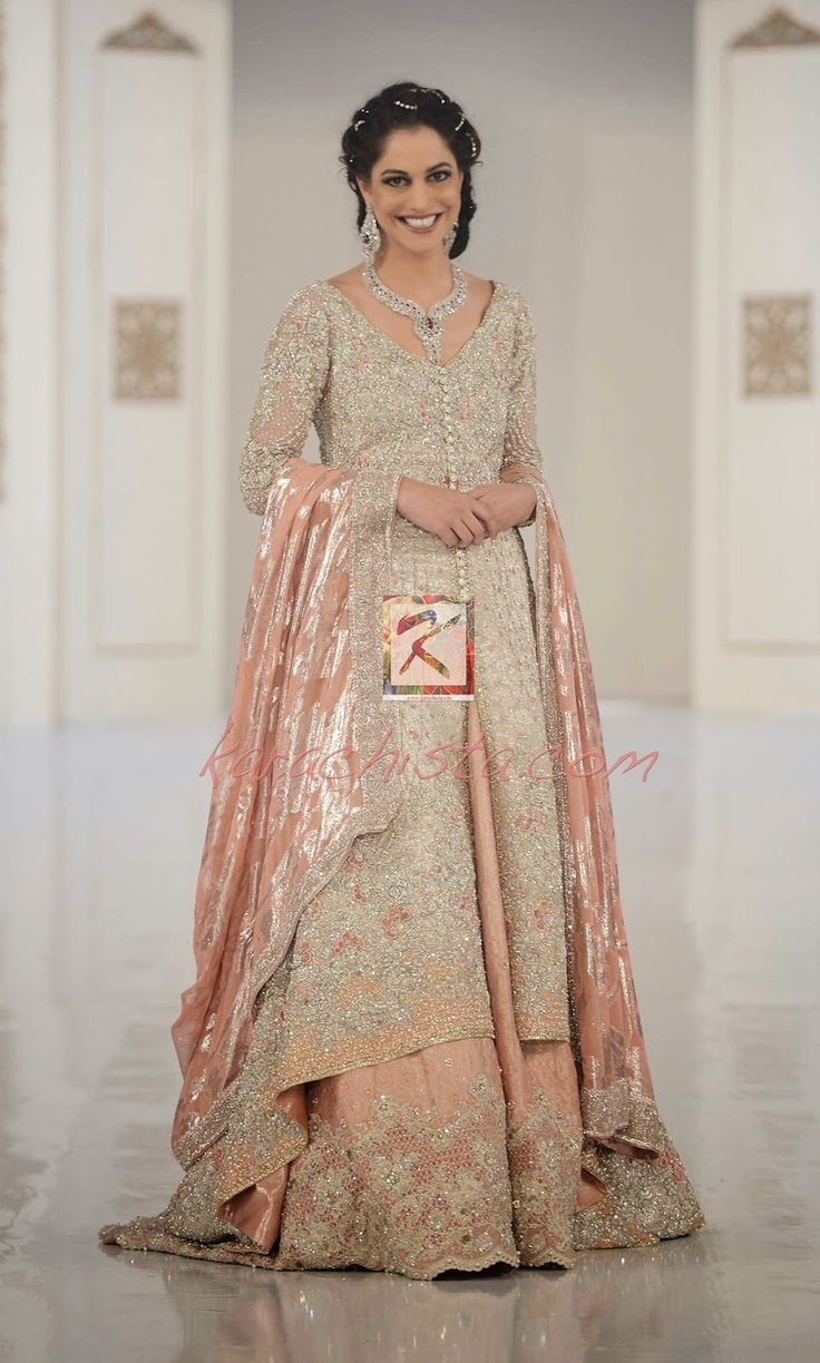 Faraz Manan's Lyallpur Bridal Collection 2014