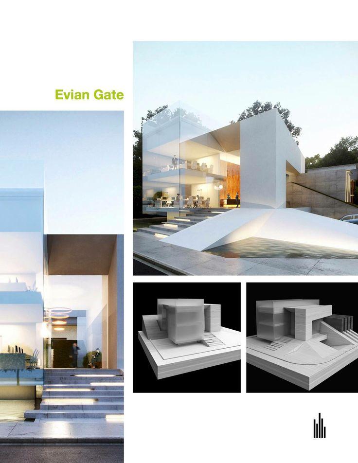 #architect #office #building #creato #amazing #modern # design #light #construction #project