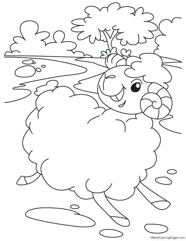 Dodge Ram Coloring Pages Ram Coloring Page Dodge Pages Running Posterist Animal Coloring Pages Coloring Pages Farm Coloring Pages