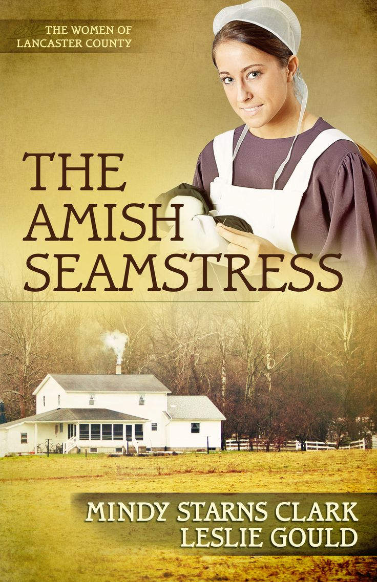 The Amish Seamstress Women Of Lancaster County Series