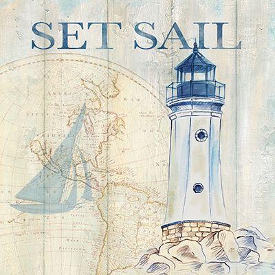 Sail Away I  Cynthia Coulter