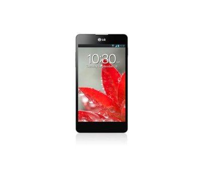 BRUGT - LG Optimus G E975 32GB Sort 4G