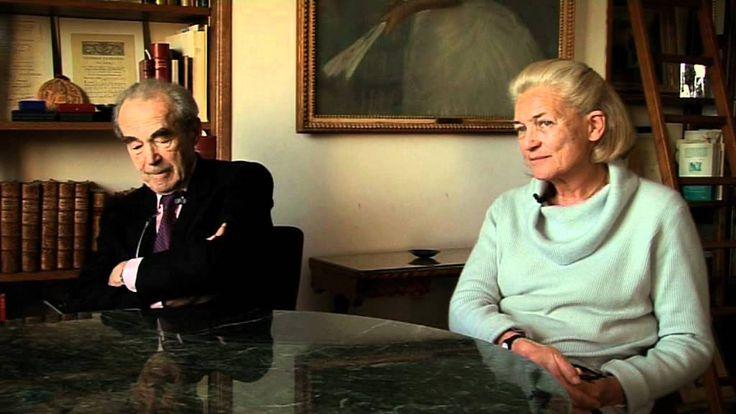 Le message d'Elisabeth et Robert Badinter à la promotion 2011 de Science...