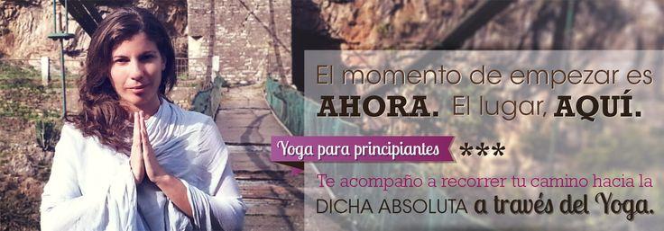Mi intención es apoyarte en tu evolución personal. Mi filosofía se centra en que el yoga puede transformar tu vida, como lo ha hecho con la mía.