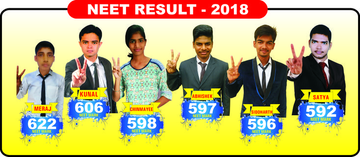 Mayadhar Classes is the top institute for NEET in Odisha