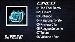 cnco mix canciones completas lo mas nuevo 2016 Dj Felino - YouTube