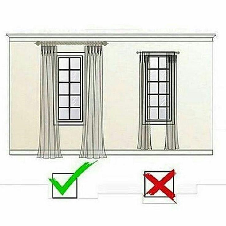 @Regrann from @arquiteturanaescala - Não existe regra para o comprimento da cortina. Isso vai do gosto de cada um. Mas no geral, optamos por cortinas mais longas, indo até o chão ou arrastando, em quase todos os espaços. As mais curtas ficam restritas a ambientes em que não tem como irem até embaixo, como quando há uma escrivaninha ou um móvel sob a janela. Já a persiana, deve ter o comprimento 10 cm maior que a altura da janela. Para a altura do suporte, o ideal é que fique o mais…