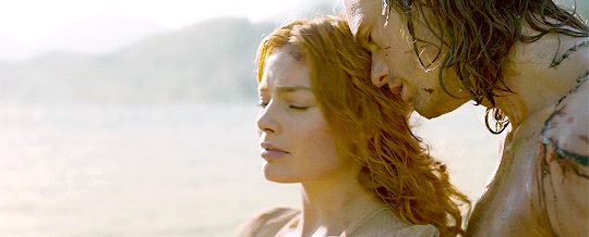 Movie: The Legend of Tarzan Marbot Robbie + Alexander Skarsgård as Tarzan and Jane