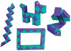 Casse-Tête - Rubik - RUBIK SNAKE