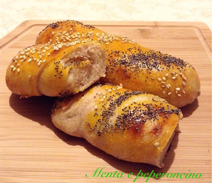 Ricetta panini al prosciutto con formaggio