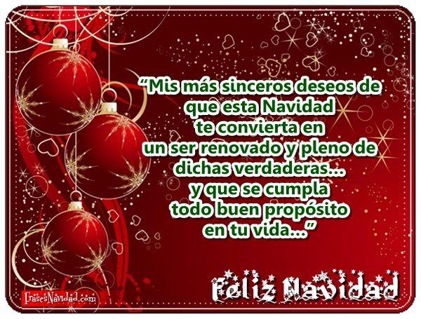 Te deseo renovaci n y xito en tus proyectos frases - Deseos para la navidad ...