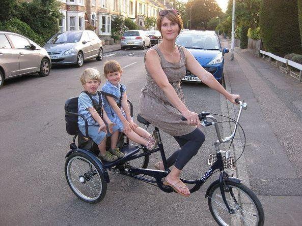 @ModernMummyUK I'm thinking a trikidoo bike is the way forward next summer... http://t.co/099UnTSl