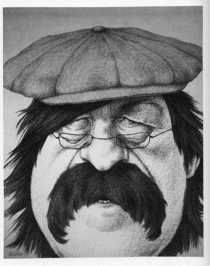 tullio pericoli   Tullio Pericoli Günter Grass