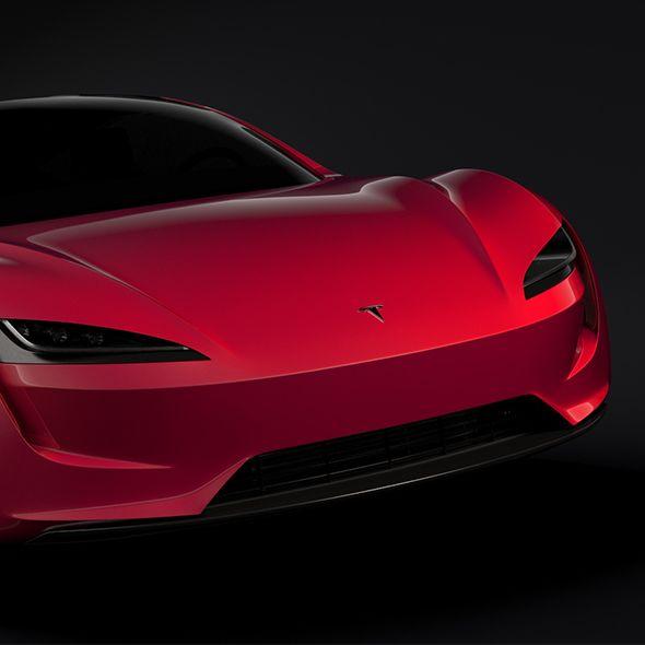 Tesla Roadster 2020 3docean Item For Sale Tesla Roadster Roadsters Tesla