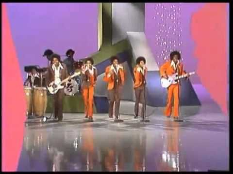 Dancing Machine-The Jackson 5 - I remember this was the first time I saw anyone do the robot. I practiced his moves for years. So ahead of his time.
