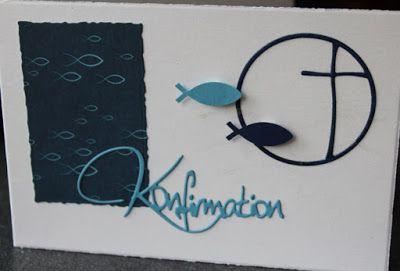 Herzschlüssel: Karten zur Konfirmation, Karte, Erlebniswelt, Alexandra Renke, Stampin Up, Big Shot, #DIY