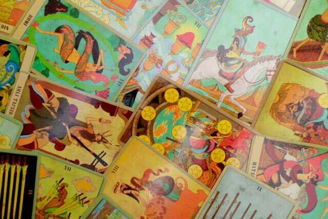 Tarot Card Psychology