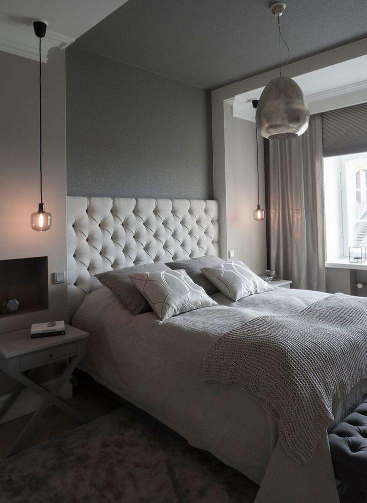Coconut White: Lukijan toive - Milla Alftan ja Katajanokan kohteen makuuhuone