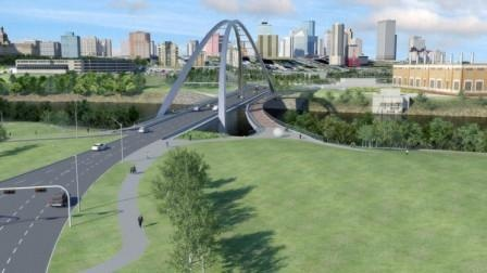 The Walterdale Bridge replacement project takes an exciting step forward with construction beginning this spring.
