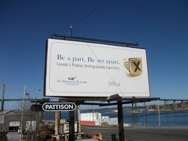 2009/2010 Recruitment Campaign for StFX University
