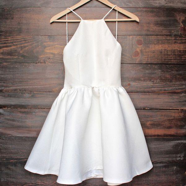 floral fit & flare dress (more colors/prints) - shophearts - 4