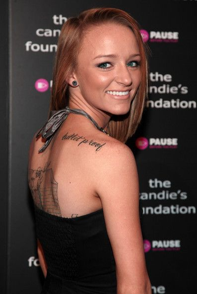 Maci Bookout. Bullet Proof