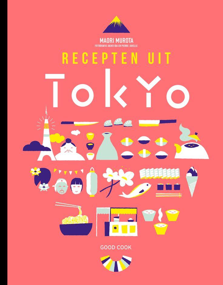 Tokyo, de mystieke Japanse hoofdstad, kent een schat aan fantastische eettentjes, sushibars en streetfood. Wie Tokyo zegt, zegt lekker eten. 'Recepten uit Tokyo' is meer dan een kookboek alleen, het voert je dwars door culinair Tokyo. Auteur: Maori Murota | ISBN: 9789461431127 | Good Cook