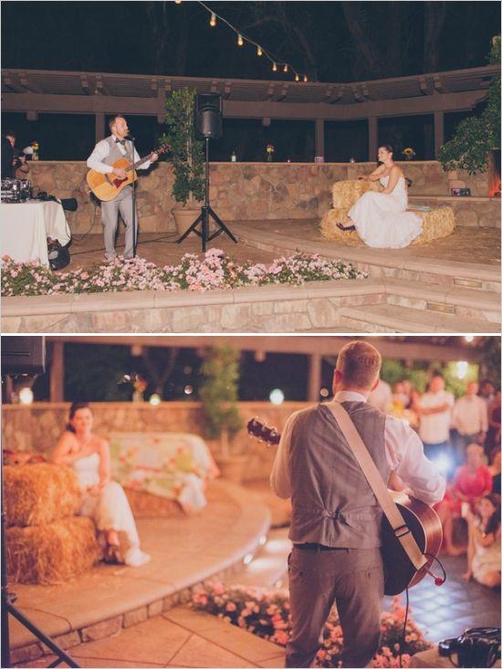 Rustic Summer Country Wedding In Arizona