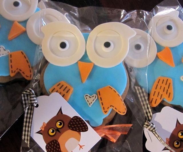 Giggle & Hoot biscuits