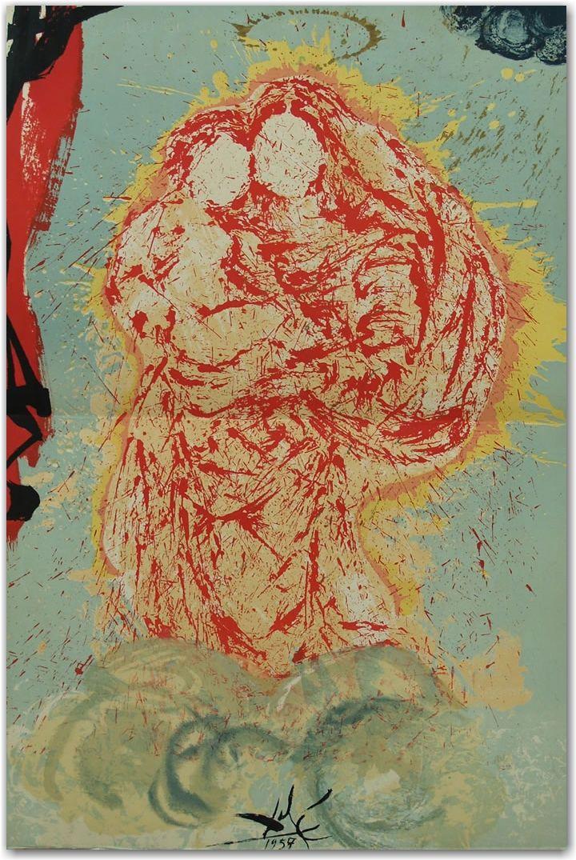 Dali: Artsyfartsi, Last Chance, Painting