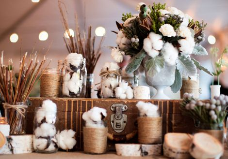 lauryl lane florist  jasmine star photo: Decor Wedding, Cotton Decor, Wedding Ideas, Flowers Arrangements, Country Wedding, Inspiration Boards, Southern Wedding, Wedding Details, Fall Wedding
