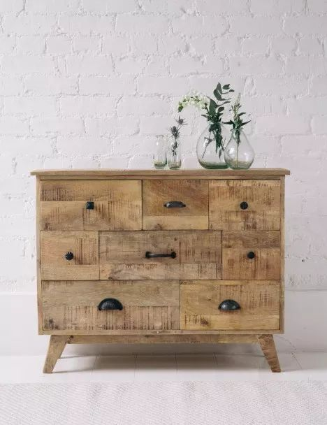 Stockholm Chest of Drawers by Rose & Grey