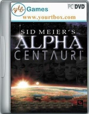 Sid Meier's Alpha Centauri Game - FREE DOWNLOAD - Free Full Version PC Games and Softwares