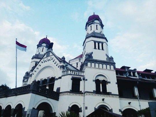Lawang Sewu, Semarang, Indonesia