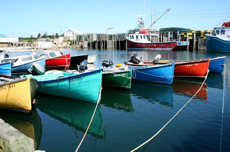 Yarmouth & Acadian Shores is home to the largest and most diverse fishery in Atlantic Canada.