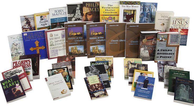 Core 200 History, Bible, Language Arts, Literature 200-00