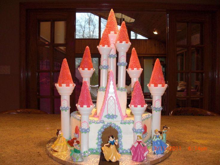 323 best Castle Cakes images on Pinterest Castle cakes Castles