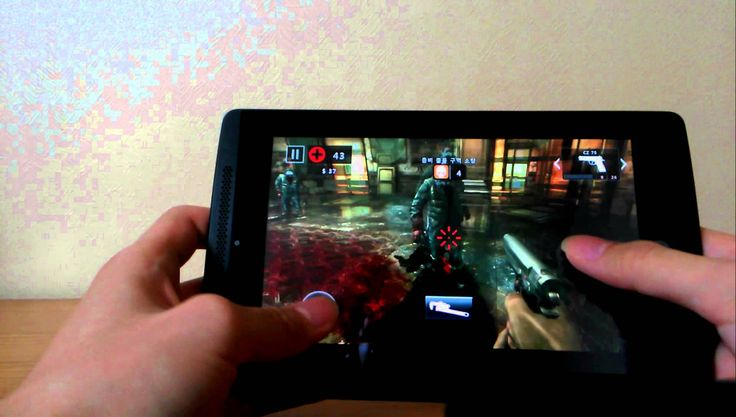 HP Slate 7 Extreme   Dead Trigger 2 (+playlist)