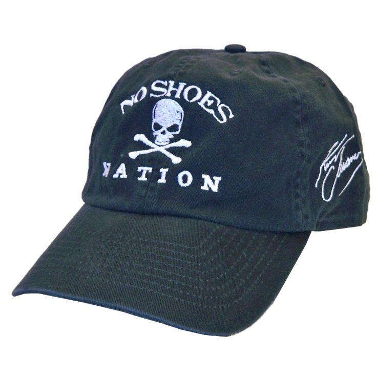 Kenny Chesney Navy No Shoes Nation Ballcap