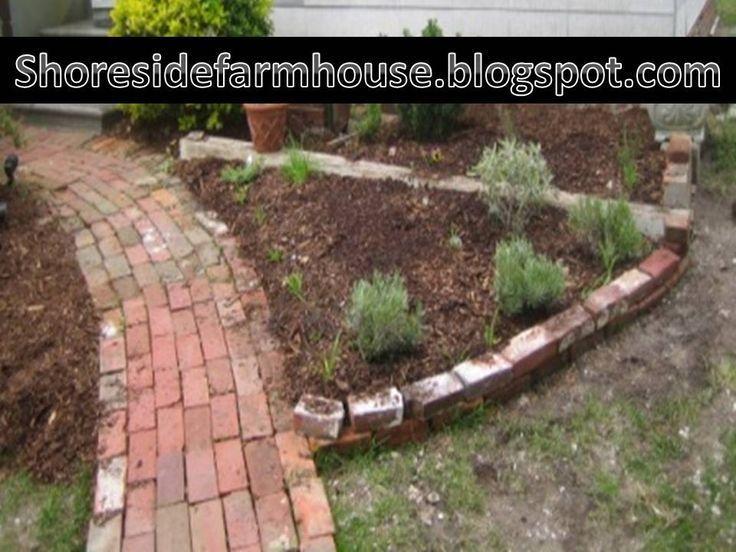 Die Installation Von Einem Backstein-Gehweg #Garten – #backstein #BacksteinGehweg #die #einem #Garten #Installation #von