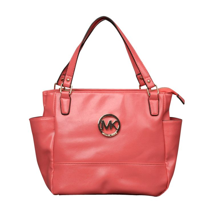 Michael Kors Baby Saffiano Medium Red Totes only $72.99