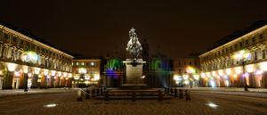 Il fascino di Torino di notte #Torino#notte