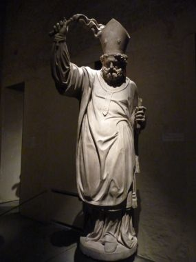 Sant'Ambrogio di Marc'Antonio Prestinari, 1605