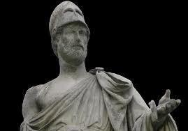 « Elle a reçu le nom de démocratie, parce que son but est l'utilité du plus grand nombre et non celle d'une minorité ». Oraison funèbre de Périclès, rapporté par Thucydide, La guerre du Péloponèse. Alors que la Grèce semble sur le point de quitter le...: