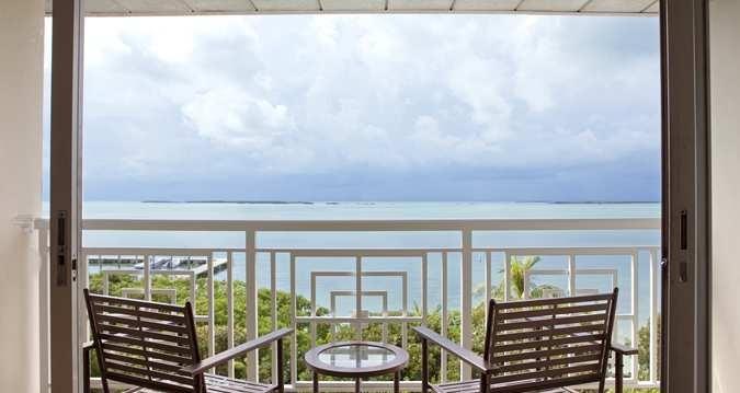 Vacation 2013 Hilton Key Largo Resort Hotel, Fl - Balcony View