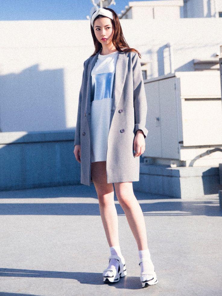 EMODA│エモダ公式ファッション通販│ランウェイチャンネルWプレスジャケットの詳細情報  RUNWAY channel(ランウェイチャンネル)