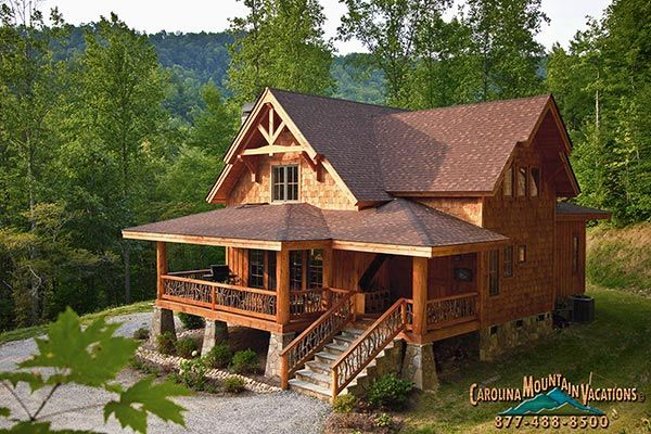 Beautiful Timber Frame Home For Sale In Western North
