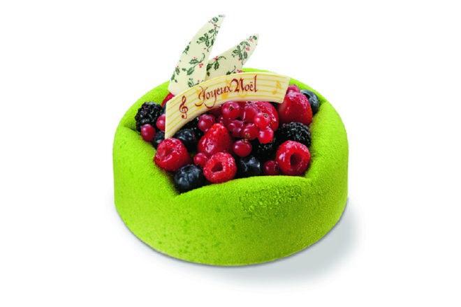 懐かしくてあたらしいフランス菓子店ルコントのクリスマスケーキ