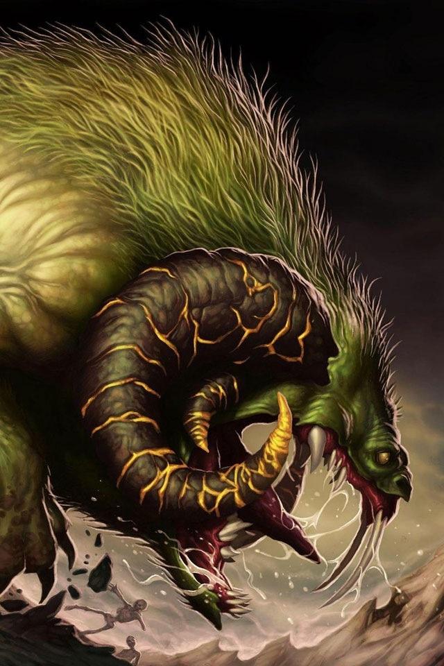 Best 25 Demon Dog Ideas On Pinterest Demon Wolf