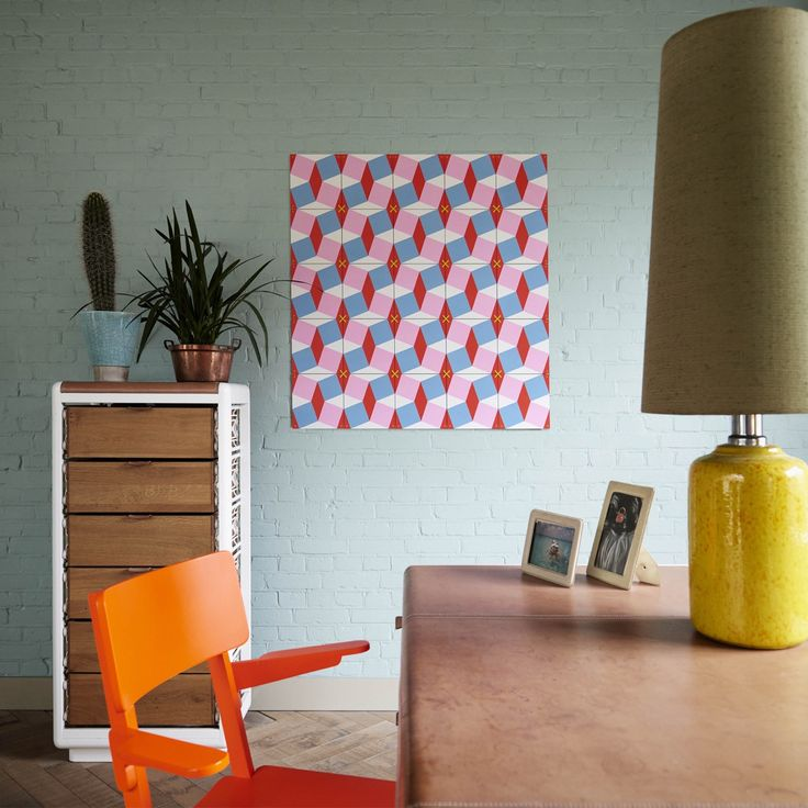 Loco Wink - Ixxi  #walldecor #design #geometric